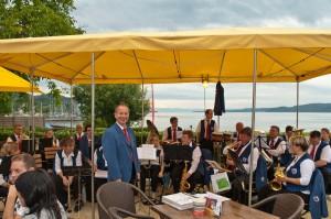 Auftritt in Sipplingen 2011